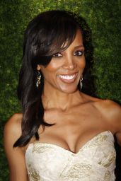 Shaun Robinson - Daytime Emmy Nominee Reception - June 2014