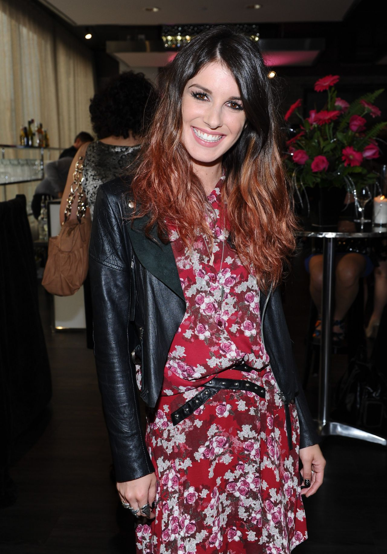 Shenae Grimes at Annabelle Cosmetics Launch Party - June 2014