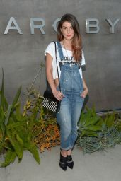 Shenae Grimes – Marc By Marc Jacobs Fall 2014 Presentation in Los Angeles