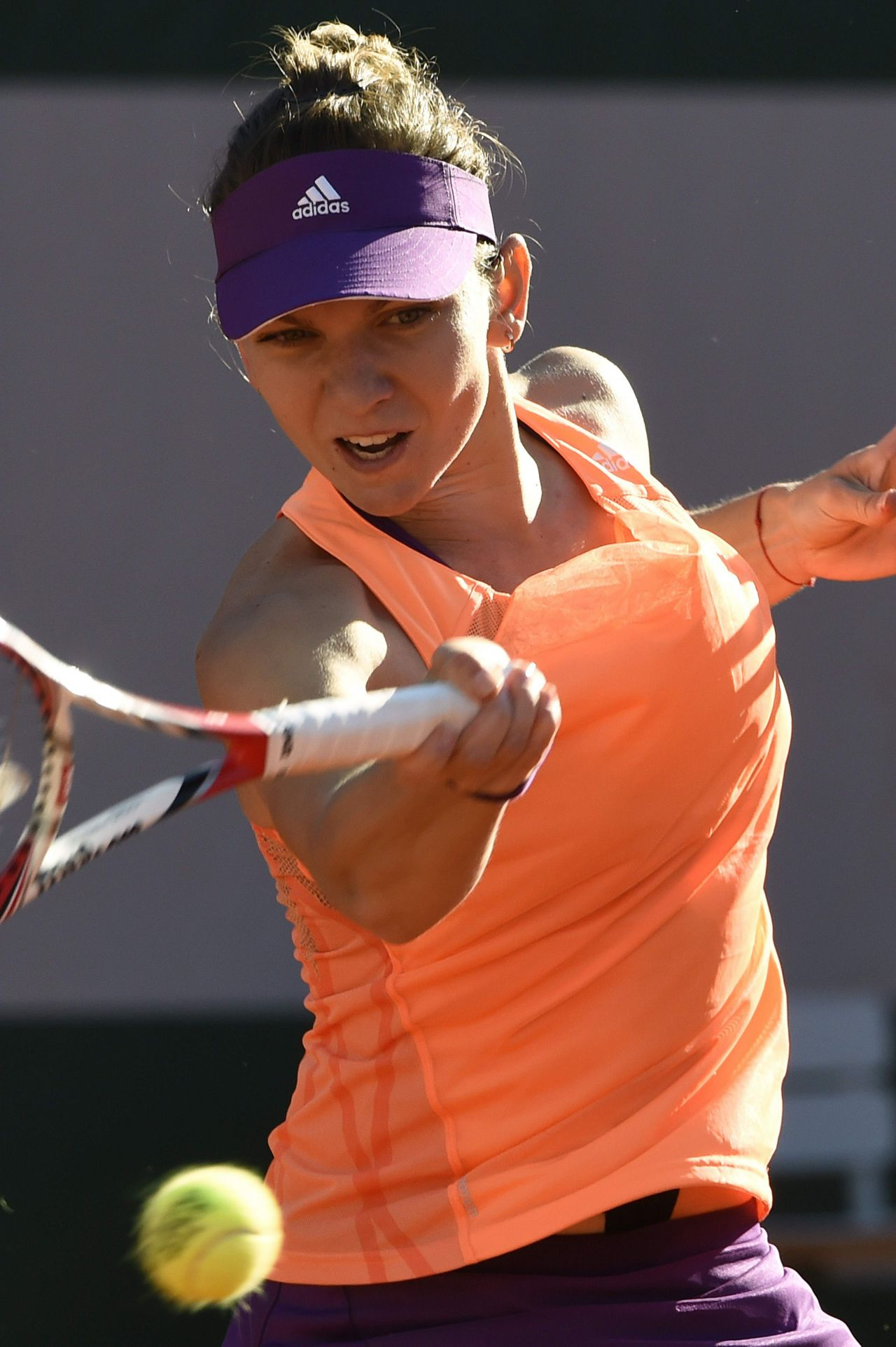 simona halep � 2014 french open at roland garros � semifinals