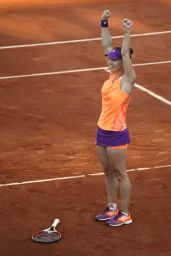 Simona Halep – 2014 French Open at Roland Garros – Semifinals