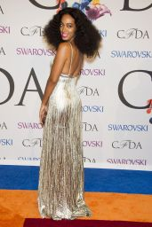 Solange Knowles - 2014 CFDA Fashion Awards