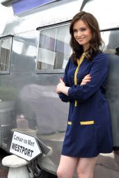 Sophie Ellis-Bextor in London - Wanderlust Promo Photoshoot