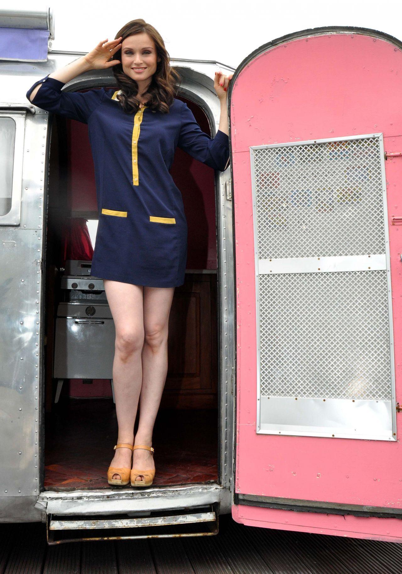 Sophie Ellis-Bextor in London