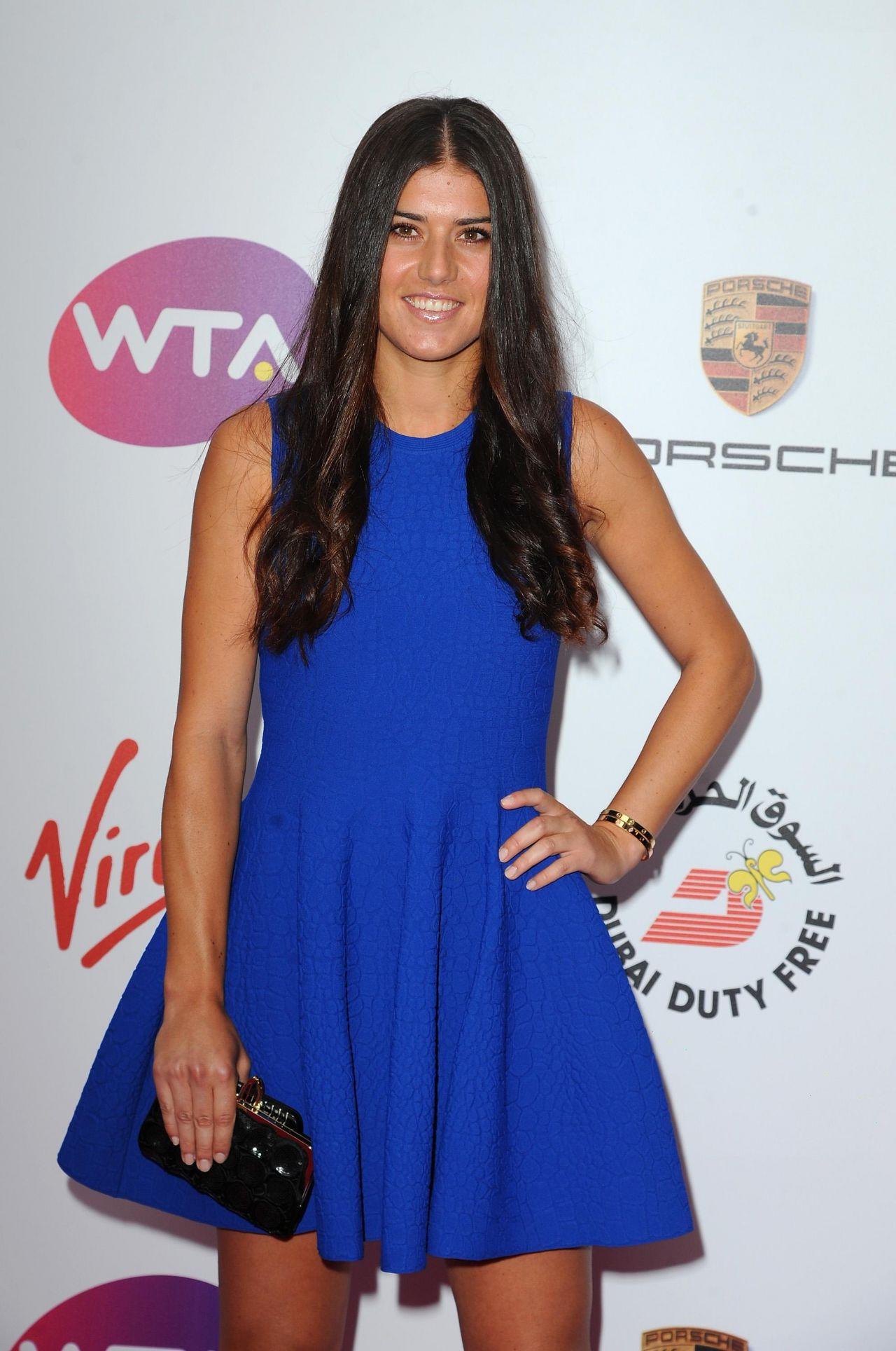 Sorana Cirstea 2014 Wta Pre Wimbledon Party At