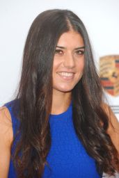 Sorana Cirstea – 2014 WTA Pre-Wimbledon Party at Kensington Roof Gardens in London