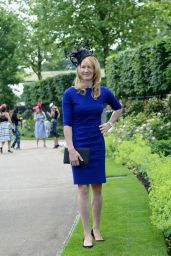 Steffi Graf - Attends Day 1 of Royal Ascot at Ascot Racecourse - June 2014
