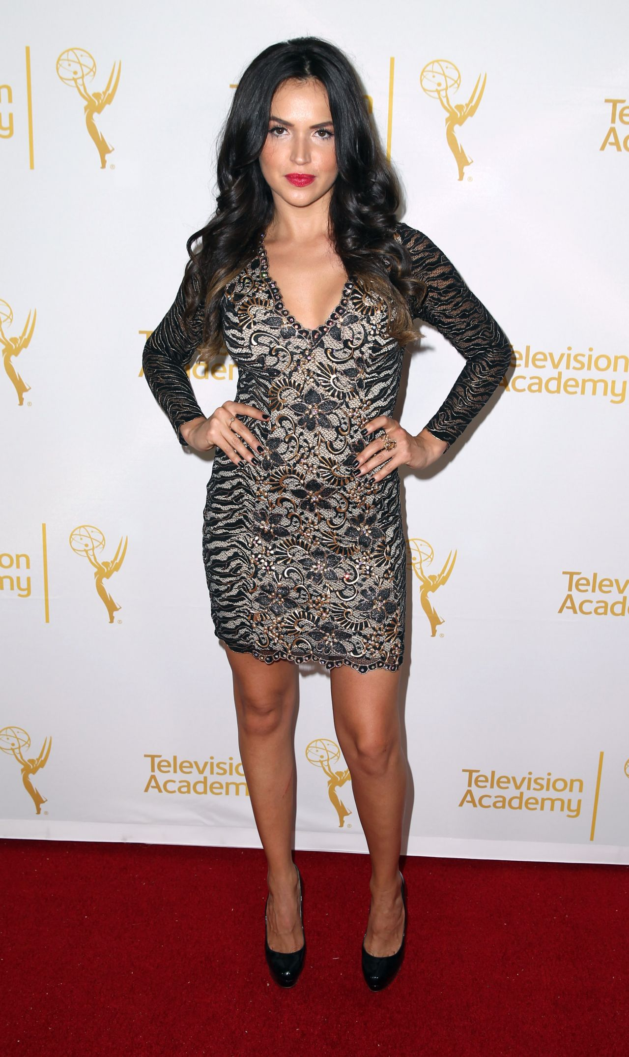 Tamara Duarte – Daytime Emmy Nominee Reception – June 2014 Olivia Wilde Twitter