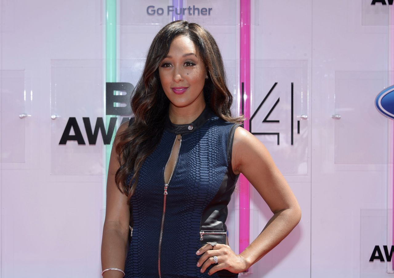 Tamera Mowry - 2014 BET Awards
