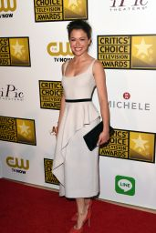 Tatiana Maslany – 2014 Critics Choice Television Awards in Beverly Hills