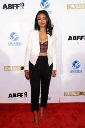 Tatyana Ali - ABFF UP TV Premiere of Comeback Dad in New York City