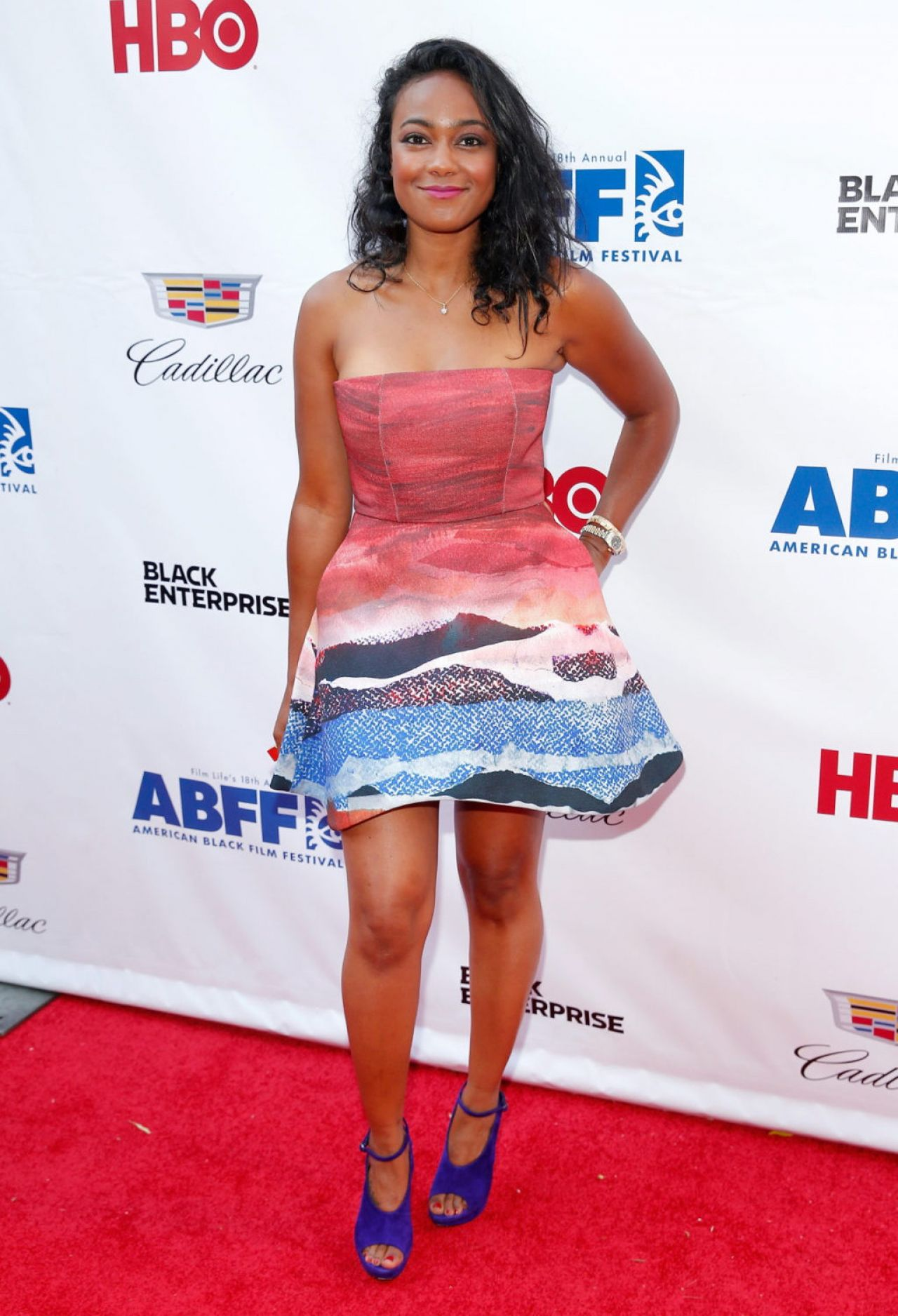 Tatyana Ali Think Like A Man Too Premiere In New York City