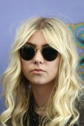 Taylor Momsen - Isle Of Wight Festival - June 2014