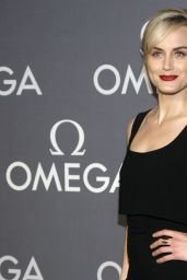 Taylor Schilling at OMEGA Speedmaster Dark Side Of The Moon Launch
