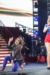 Taylor Swfit Live at RED Tour in Singapore - June 2014
