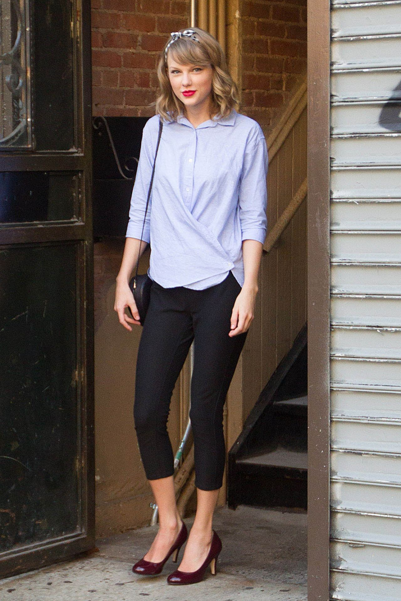 taylor swift casual style out in nyc june 2014