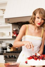 Taylor Swift - Food Network Magazine July/August 2014 Issue