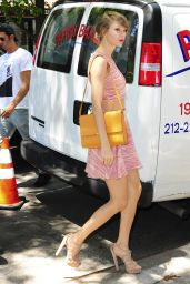 Taylor Swift - Out in NYC - June 2014