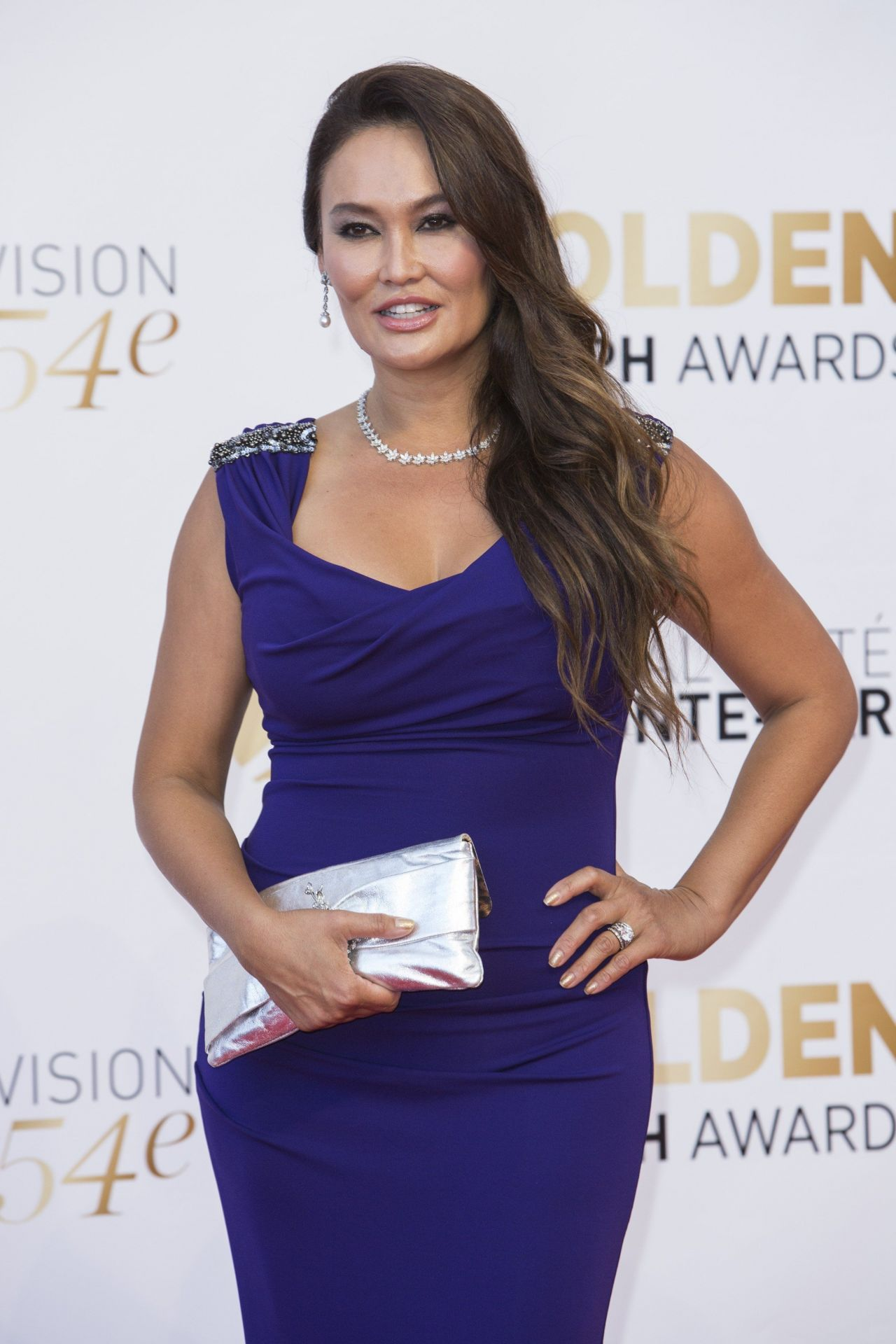 Tia Carrere – Closing Ceremony of the 54th Monte-Carlo Television Festival