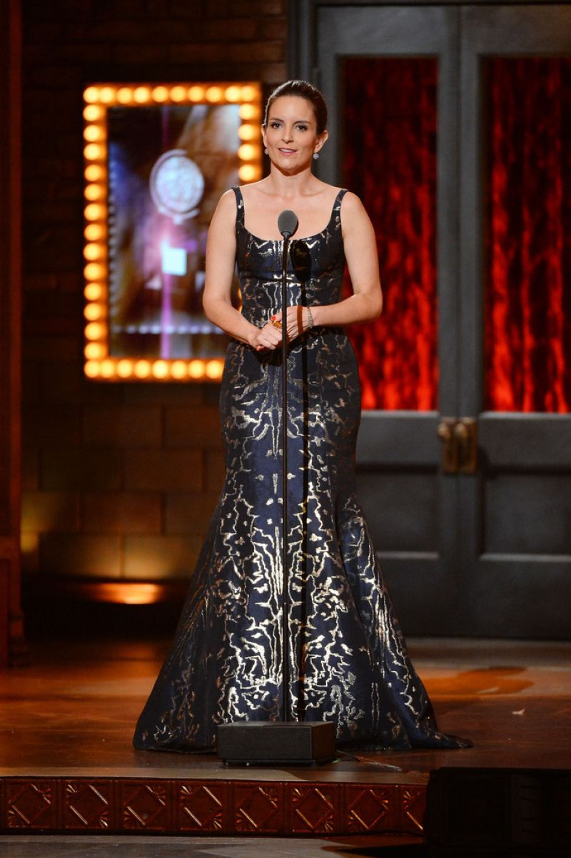 Tina Fey – 2014 Tony Awards in New York City