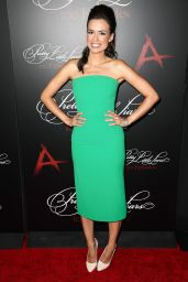 Torrey DeVitto – 'Pretty Little Liars' 100th Episode Celebration Party in Hollywood