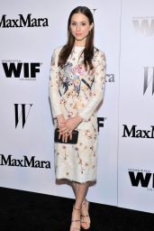 Troian Bellisario - MaxMara & W Magazine Women In Film Cocktail Party in Los Angeles