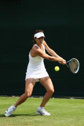 Tsvetana Pironkova – Wimbledon Tennis Championships 2014 – 1st Round