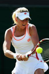 Urszula Radwanska – Wimbledon Tennis Championships 2014 – 1st Round