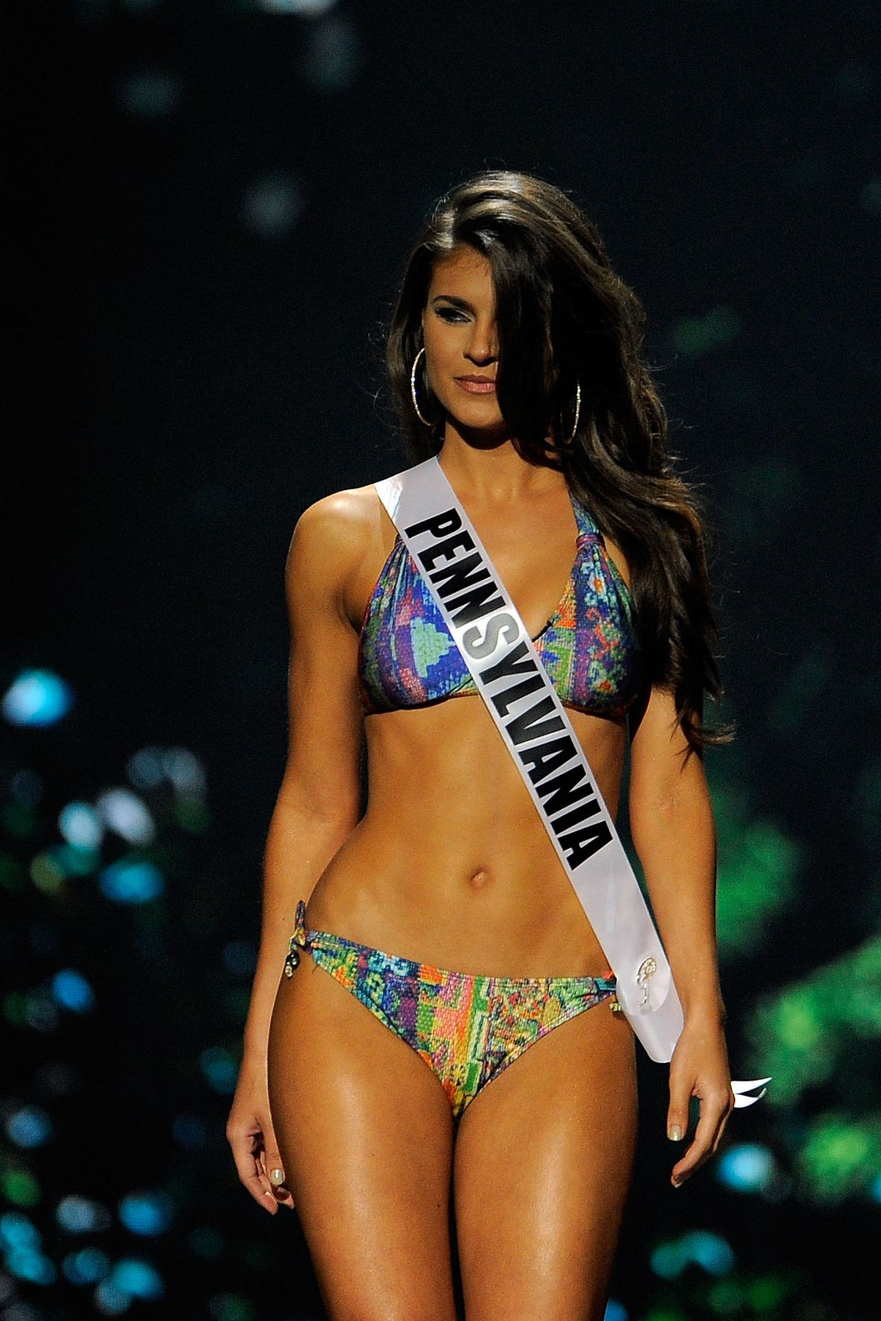 Valerie Gatto (Pennsylvania) - Miss USA Preliminary Competition - June 2014