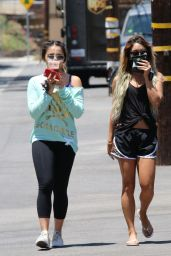 Vanessa and Stella Hudgens - Out in Studio City - June 2014