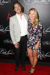 Vanessa Ray - 'Pretty Little Liars' 100th Episode Celebration in Hollywood