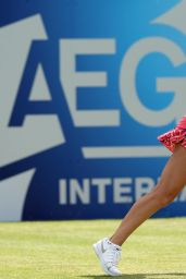 Victoria Azarenka - Aegon International 2014 at Devonshire Park in Eastbourne - First Round