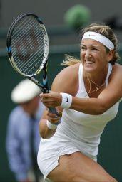 Victoria Azarenka - Wimbledon Tennis Championships 2014 - 1st Round