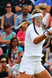 Victoria Azarenka – Wimbledon Tennis Championships 2014 – 2nd Round