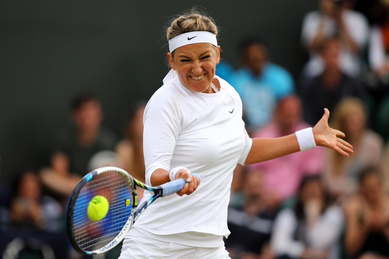 Victoria Azarenka Wimbledon Tennis Championships 2014