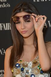 Victoria Justice – Vanity Fair Magazine Celebrates The Opening Of Vera Wang in Beverly Hills