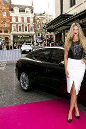Viktoria Azarenka – WTA Pre-Wimbledon 2014 Party in London