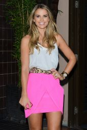 Vogue Williams – 'Now' Smart Girls Fake It With Superdrug Solait Launch Party in London