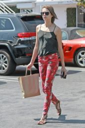 Willa Holland - Shopping at Fred Segal in West Hollywood - June 2014
