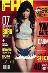 Yami Gautam - FHM Magazine (India) - June 2014 Issue