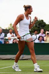 Yanina Wickmayer – Wimbledon Tennis Championships 2014 – 2nd Round