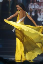 Yvette Bennett (Idaho) - Miss USA Preliminary Competition - June 2014