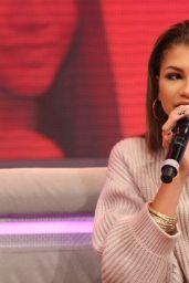 Zendaya Coleman - 106 & Park in New York City - June 2014
