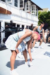 Zendaya Coleman Performs at the Hollister House in Santa Monica - June 2014