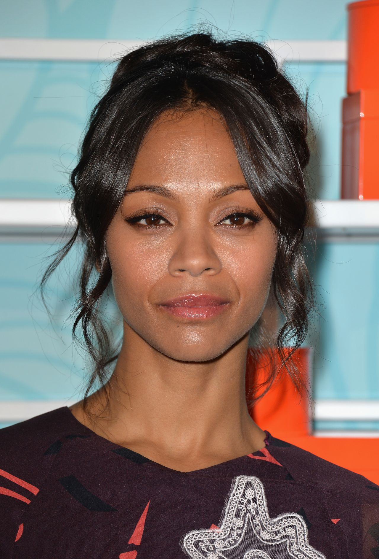 Zoe Saldana – 2014 'Step Up' Inspiration Awards in Beverly ...