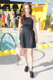 Zoey Deutch at Kate Spade Saturday Summer Solstice Party – June 2014