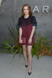 Zoey Deutch – Marc By Marc Jacobs Fall 2014 Presentation in Los Angeles