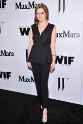Zoey Deutch – MaxMara & W Magazine Women In Film Cocktail Party in Los Angeles