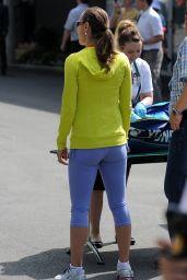 Martina Hingis – Wimbledon Championships 2014 – July 2nd