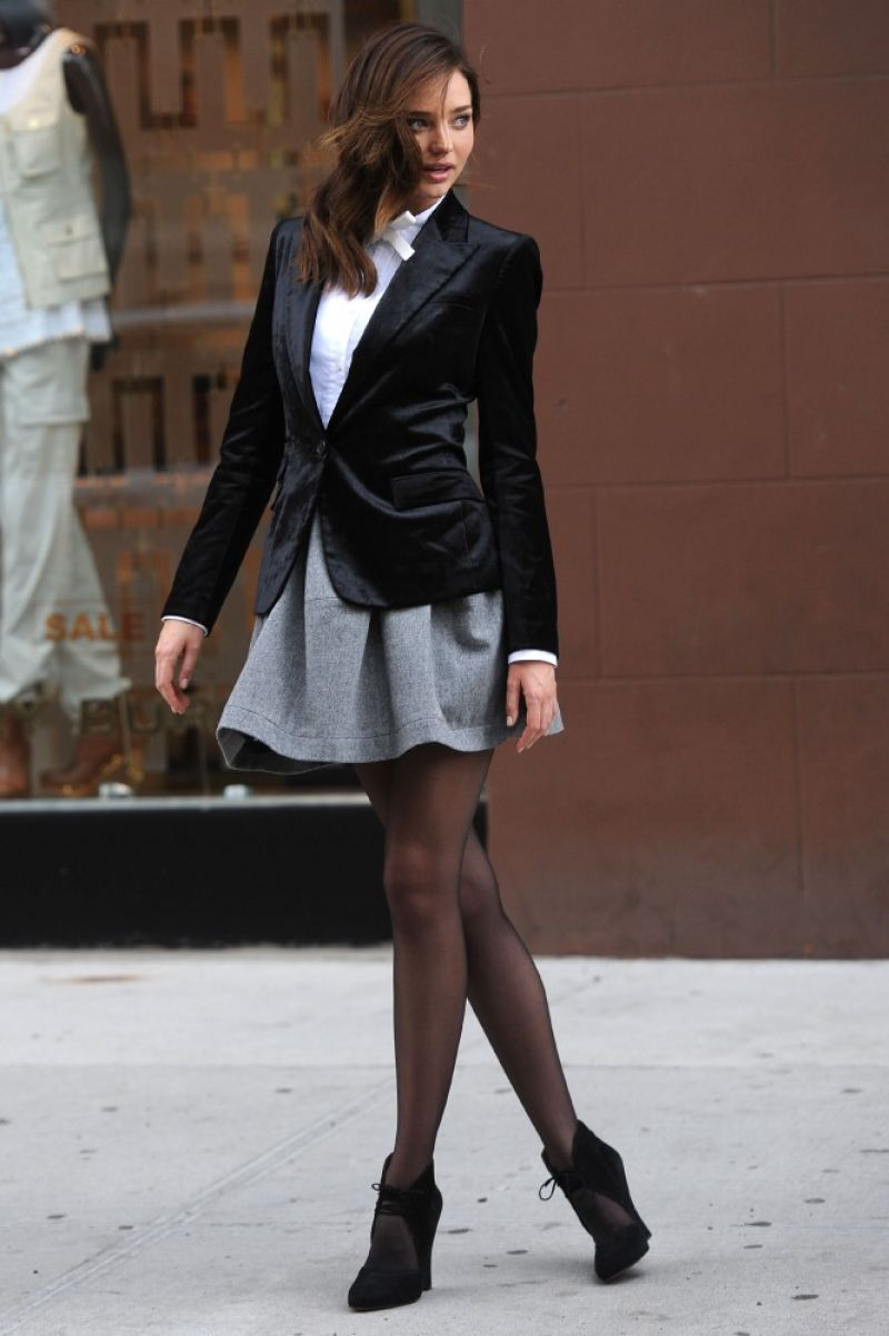 Miranda Kerr Model Photoshoot In New York City June 2014